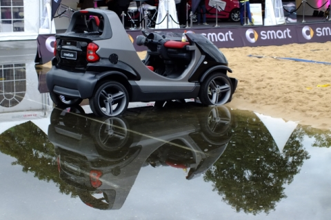 Smart Times 2013 Luzern - Smart Crossblade