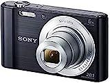 Sony DSC-W810 Digitalkamera (20,1 Megapixel, 6x optischer Zoom (12x digital),...