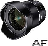 Samyang AF 14 mm /F2.8 Sony FE - Autofokus Ultraweitwinkel Objektiv mit 14 mm Festbrennweite für spiegellose Sony Vollformat und APS-C Kameras mit Sony E Mount, Metallgehäuse, Ø Objektiv 86mm