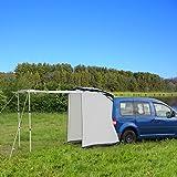 Reimo Tent Technology Heckzelt Vertic für Caddy Minicamper 135 x 100 cm für VW...