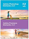 Adobe Photoshop Elements 2021 & Adobe Premiere Elements 2021|Retail|1...