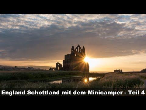 England Schottland mit dem Minicamper - Teil 4 - Whitby