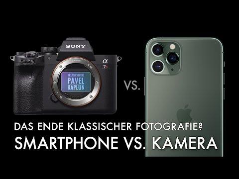 Das Ende klassischer Fotografie? Smartphone vs. Kamera