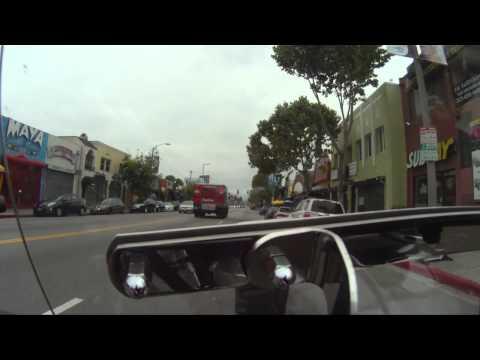 Reisen: California - Thousand Oakes - Hollywood - EagleRider L. A. [USA-Reisebericht]