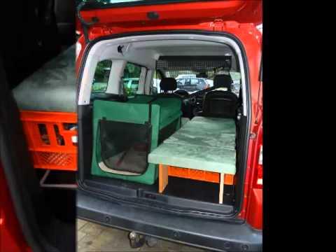 Camper Peugeot Partner Tepee/ Berlingo XTR