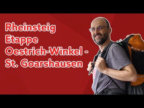 Rheinsteig Tag 3 und 4 | Oestrich-Winkel - Rüdesheim - Lorch | Es wird hart!