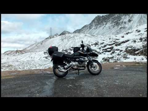 Moto: Autumn on Albula Pass / Switzerland - Herbst auf dem Albula Pass