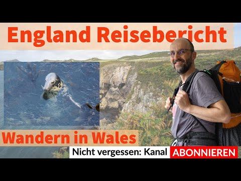 England Reisebericht   Wandern in Wales