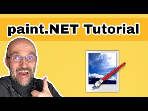 Paint.NET Tutorial 2021 [Einsteiger]