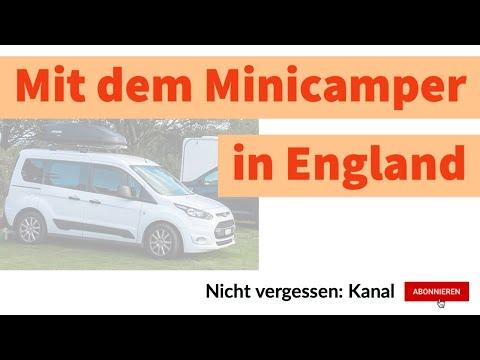Reisen: VLOG | Mit dem Minicamper in England