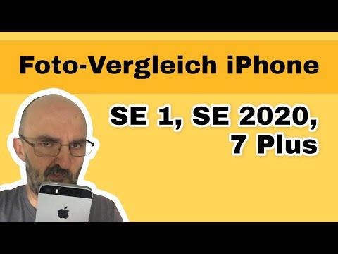 iPhone SE (1. Generation), SE (2020), 7 Plus [Vergleich]