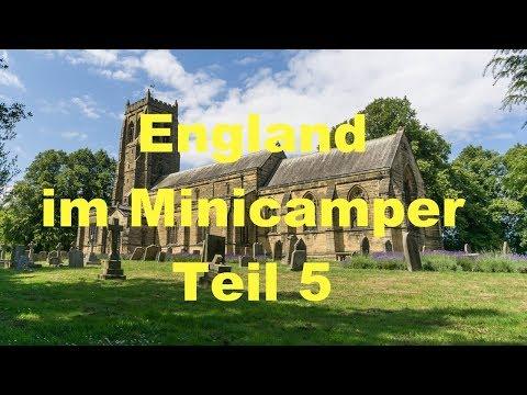 England Schottland mit dem Minicamper - Teil 5
