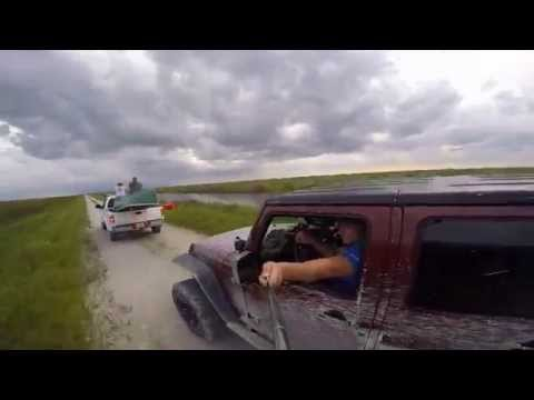 Jeep GoPro Selfie Fail and Aftermath