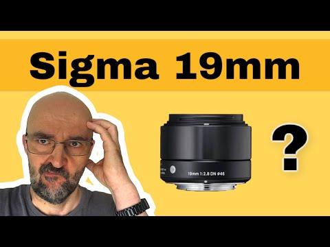 Meine Meinung zu Sigma 19mm F2.8 E-Mount Objektiv an Sony Alpha 6000