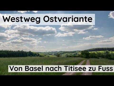 Westweg (Ostvariante)   In vier Tagen von Basel nach Titisee   Microabenteuer vor der Haustür
