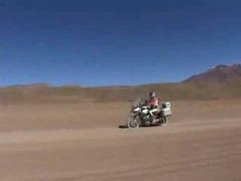 BMW Motorrad R1150GS Bolivia Promo