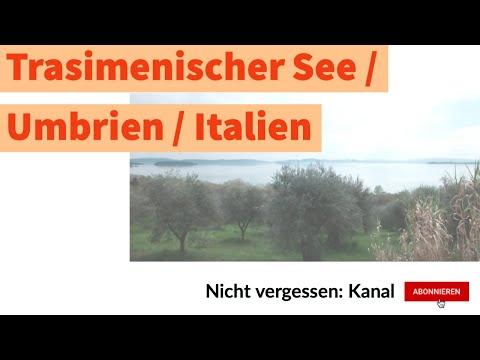 Reisen: Trasimenischer See / Umbrien / Italien
