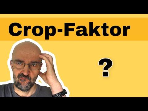 Crop Faktor einfach erklärt
