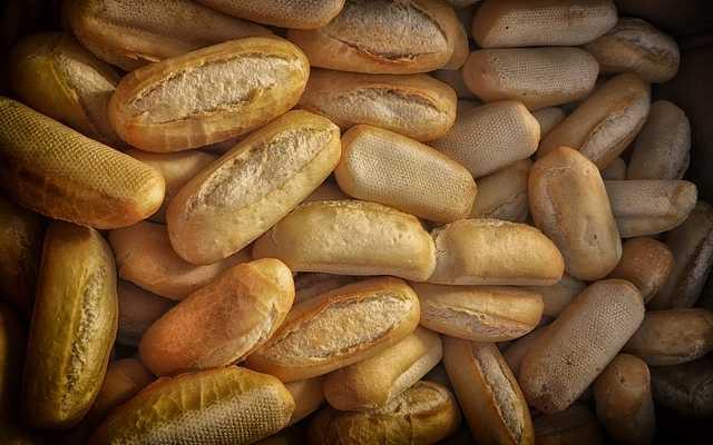 Brot aus dem Supermarkt