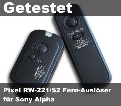 fernauslöser pixel-rw221-testbericht