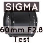 Sigma 60mm 2.8 DN ▷Objektiv Testbericht