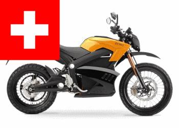 Anbieter von Elektro-Motorrädern in der Schweiz