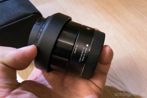 Objektiv Sigma 60mm f2.8 DN