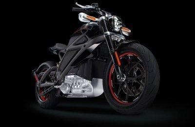 Project Livewire - Elektro-Motorrad von Harley-Davidson