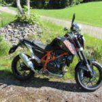 Ein Tag mit der KTM 690 DUKE ABS 2014
