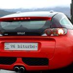 smart Roadster V6 Biturbo