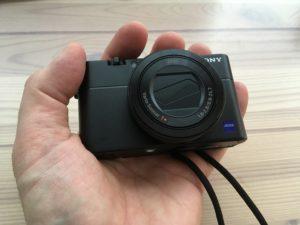 Sony RX 100 V
