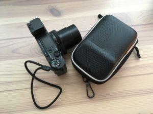 Sony RX 100 V Tasche