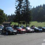 Smart Roadster Herbst-Ausfahrt 2012
