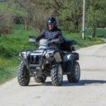 Quadtour in Italien