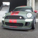 MINI – John Cooper Works und Porsche Renntaxi