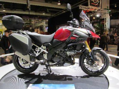 Suzuki V-Strom 1000 2014