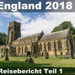 Wohnmobil Reisebericht 2018 | England Schottland mit dem Minicamper | Teil 1