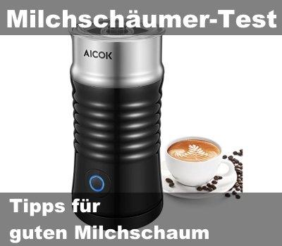 milchaufschaeumer-test