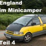 Wohnmobil Reisebericht 2018 | Mit dem Minicamper in England | Teil 4