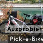 Ausprobiert Pick-e-Bike