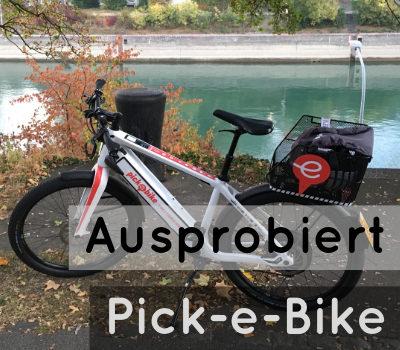pick-e-bike erfahrungsbericht