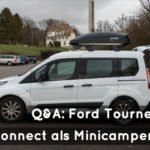 Q&A: Ford Tourneo Connect als Minicamper?
