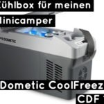 Die Kühlbox für den Minicamper: Dometic CoolFreeze CDF 11 [Review mit Video]