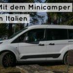 Testtage in Italien [Mein Minicamper Teil 5]