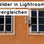 Bilder in Lightroom vergleichen [Video]