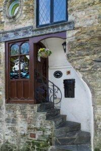 Fowey Cornwall - England im Minicamper