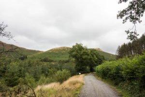 Wales - England mit dem Minicamper 2019