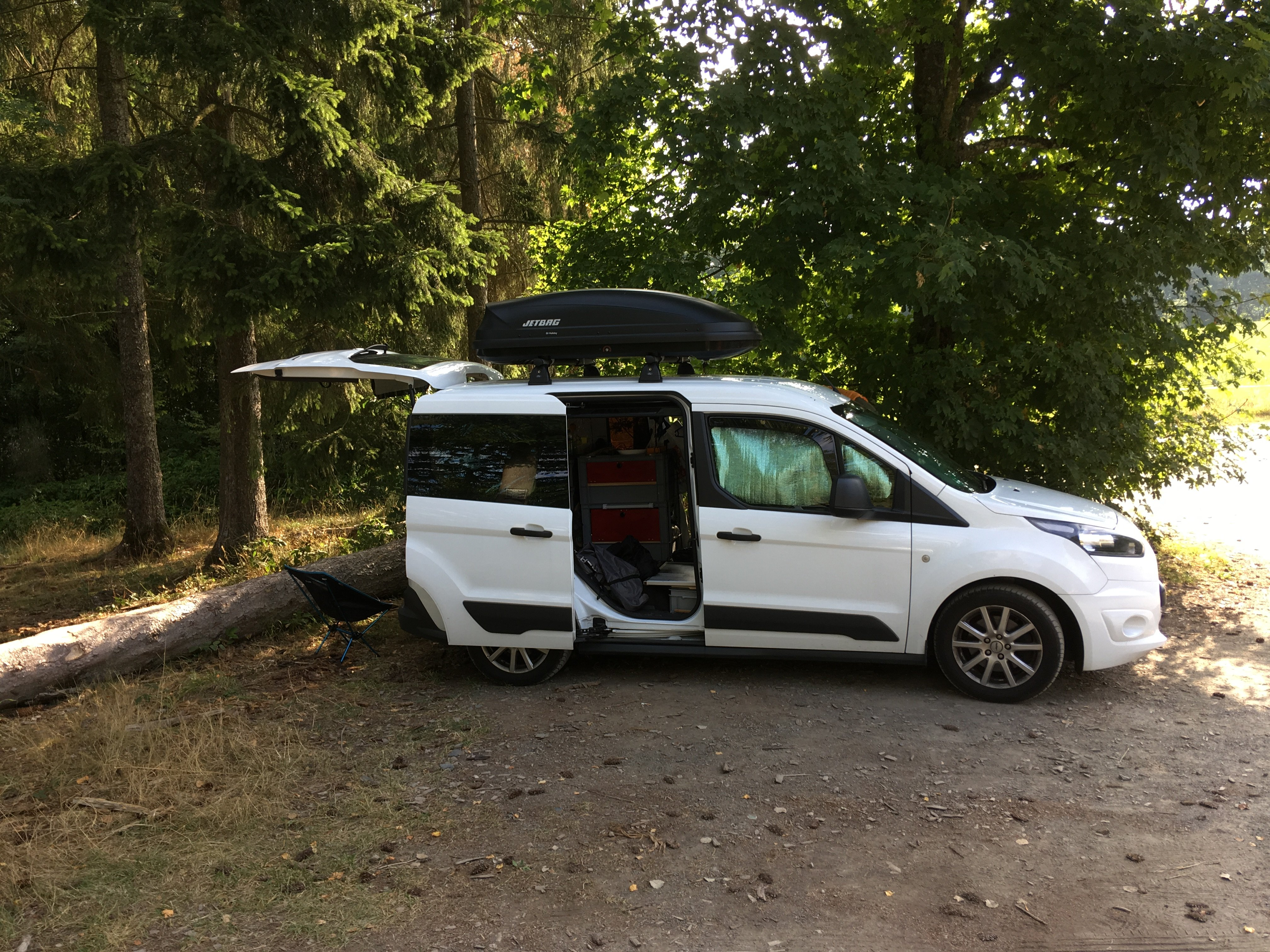 Ford Tourneo Connect Minicamper