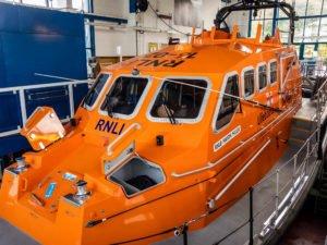 Das neue Lifeboat