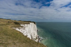 Küsten von Dover
